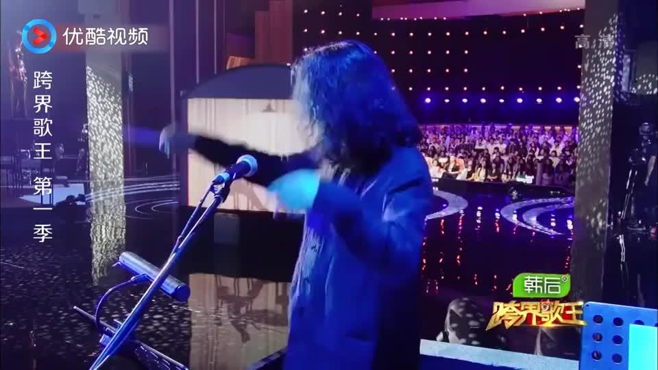 跨界歌王:刘涛深情演绎《领悟》,太好听了,果断收藏!