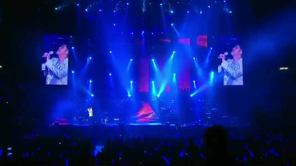 《讲不出再见》  谭咏麟最经典的一首粤语歌