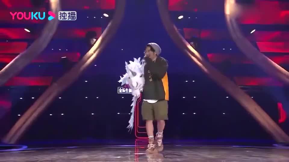 蒙面唱将:曹格空降舞台,刘宇宁点唱《我想有个家》,惊艳全场!