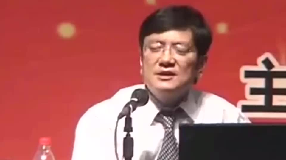 郑强教授:这么好的国家你去反对,我说你不是二百五吗?