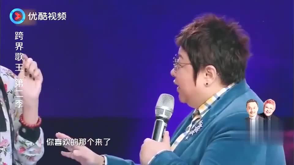 蔡健雅粉丝秀腿功,金志文不服上台挑战,下一秒笑出马甲线来!