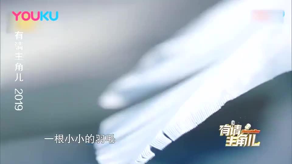 家庭主妇仅用一根羽毛支撑30斤,超越日本大师,中国人的骄傲!