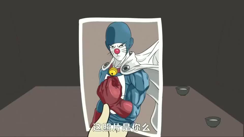 沙雕动画:哆啦A梦:这照片不是我