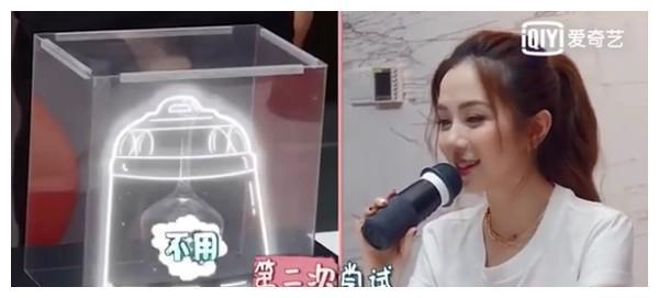 邓紫棋飙高音震碎玻璃杯!网笑翻:传说中的好听到爆?