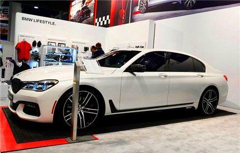 经典品质汽车分享,线条高端大气,车轮很有气势