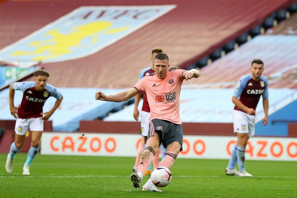 孔萨头球破门,阿斯顿维拉1比0谢菲联,收获英超赛季首胜