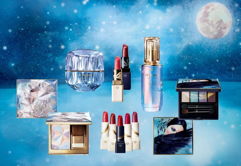 高端贵妇品牌-资生堂CPB发布2020圣诞节限量版彩妆