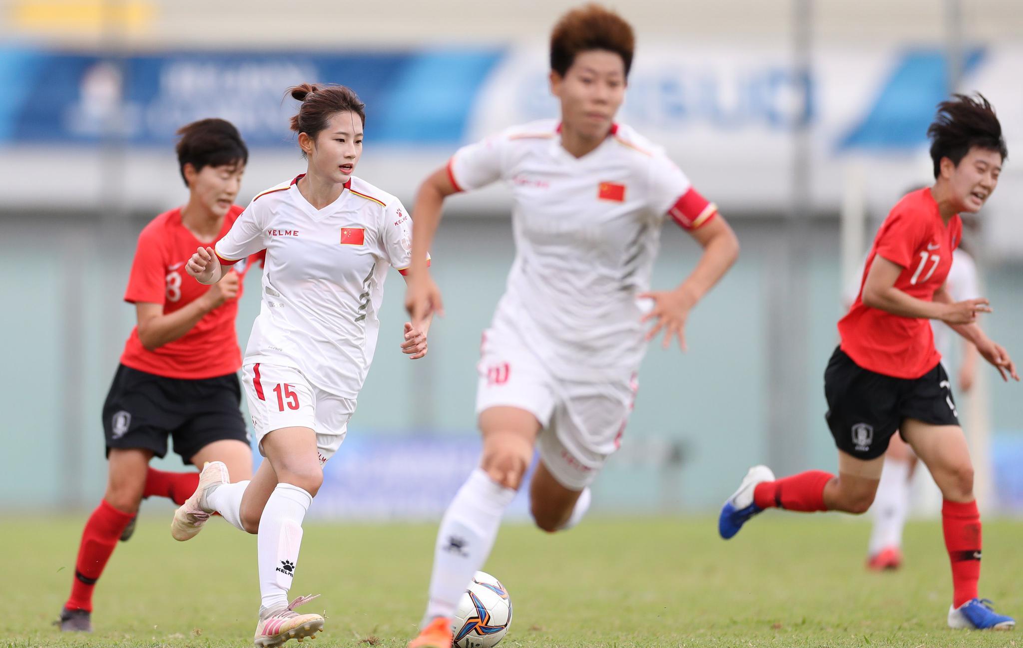 足球——女足:中国队获得第六名