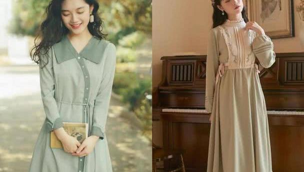 """裙装怎么穿更时髦,8套优雅的""""连衣裙""""穿搭,让会穿变得简单"""