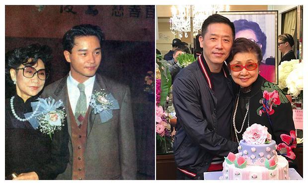 帅气儒雅的唐鹤德也老了,与40年朋友相见淡淡一笑皱纹丛生