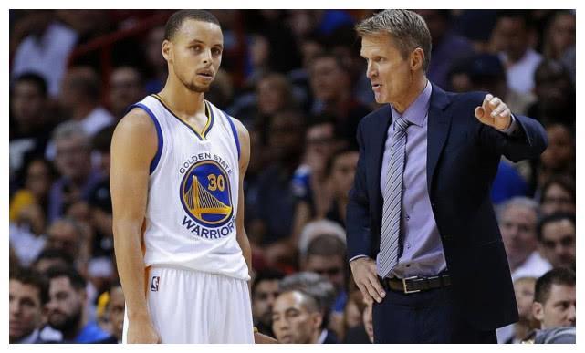 太膨胀!NBA官宣停赛后,科尔向全联盟摊牌,没人能超越勇士73胜