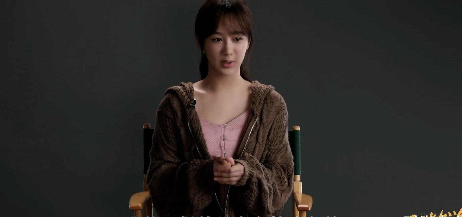 杨紫演技被赵薇夸赞,《听见她说》里独白二十分钟,造型接地气