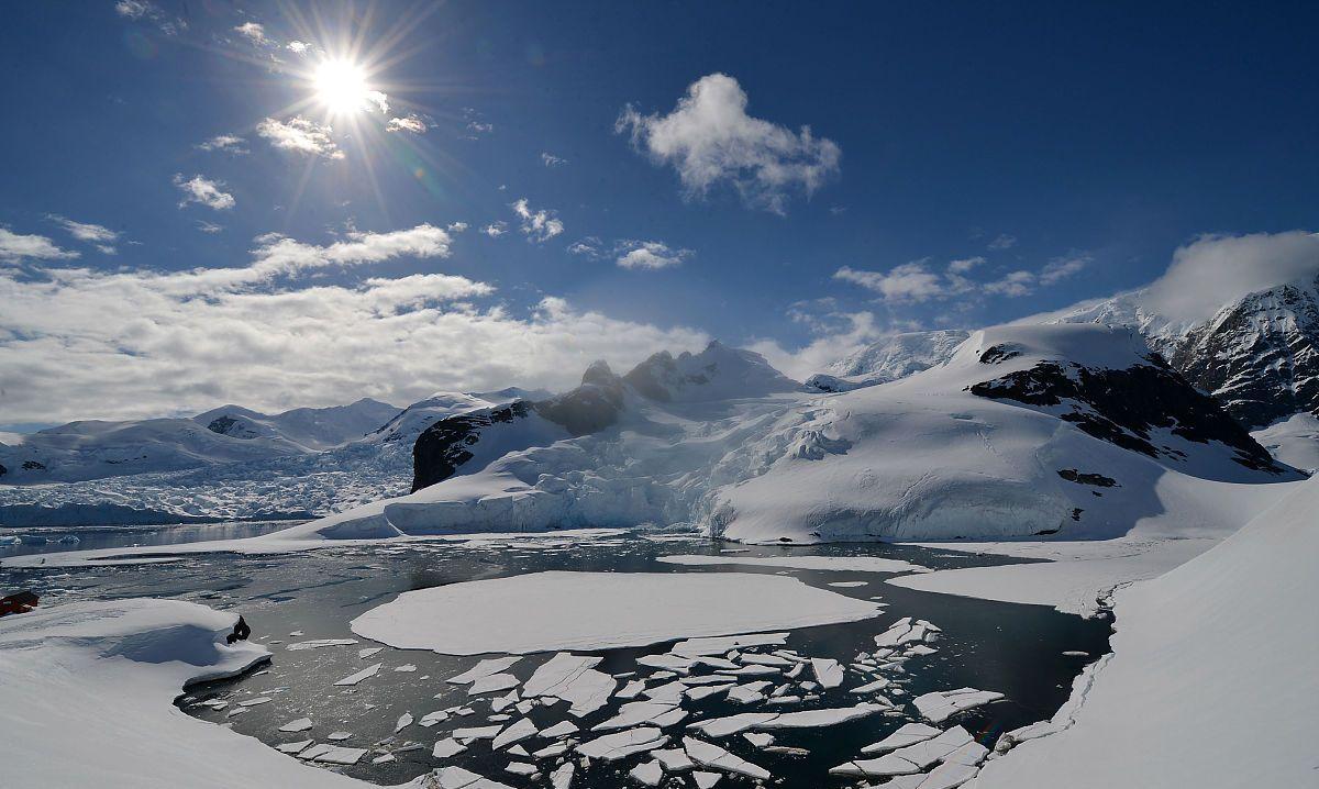 南极,现代的冰河世纪!