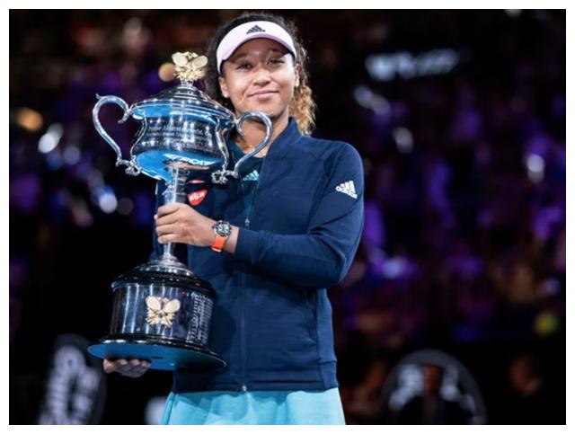 日本网球女皇大阪直美年入3740万创历史!未来超李娜只是时间问题