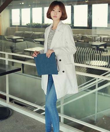 长裤与小西装搭配的技巧,尽显你的职业范儿,气质总是格外迷人