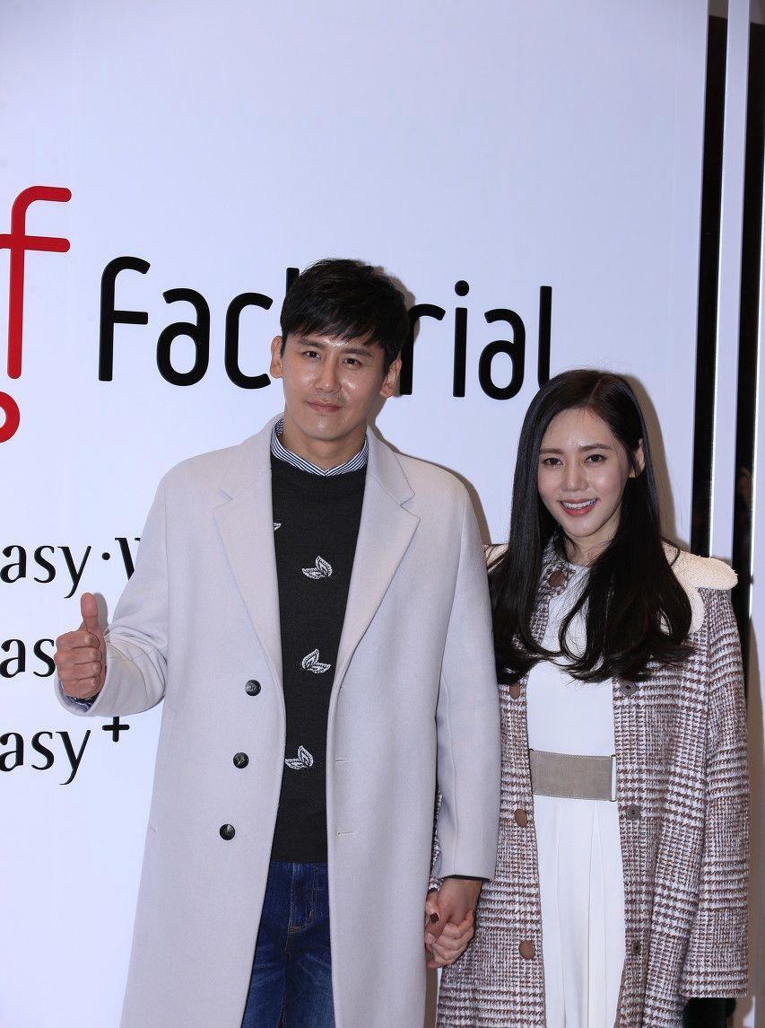 韩国女星秋瓷炫、于晓光是她老公,气质十足的她婚后很幸福!