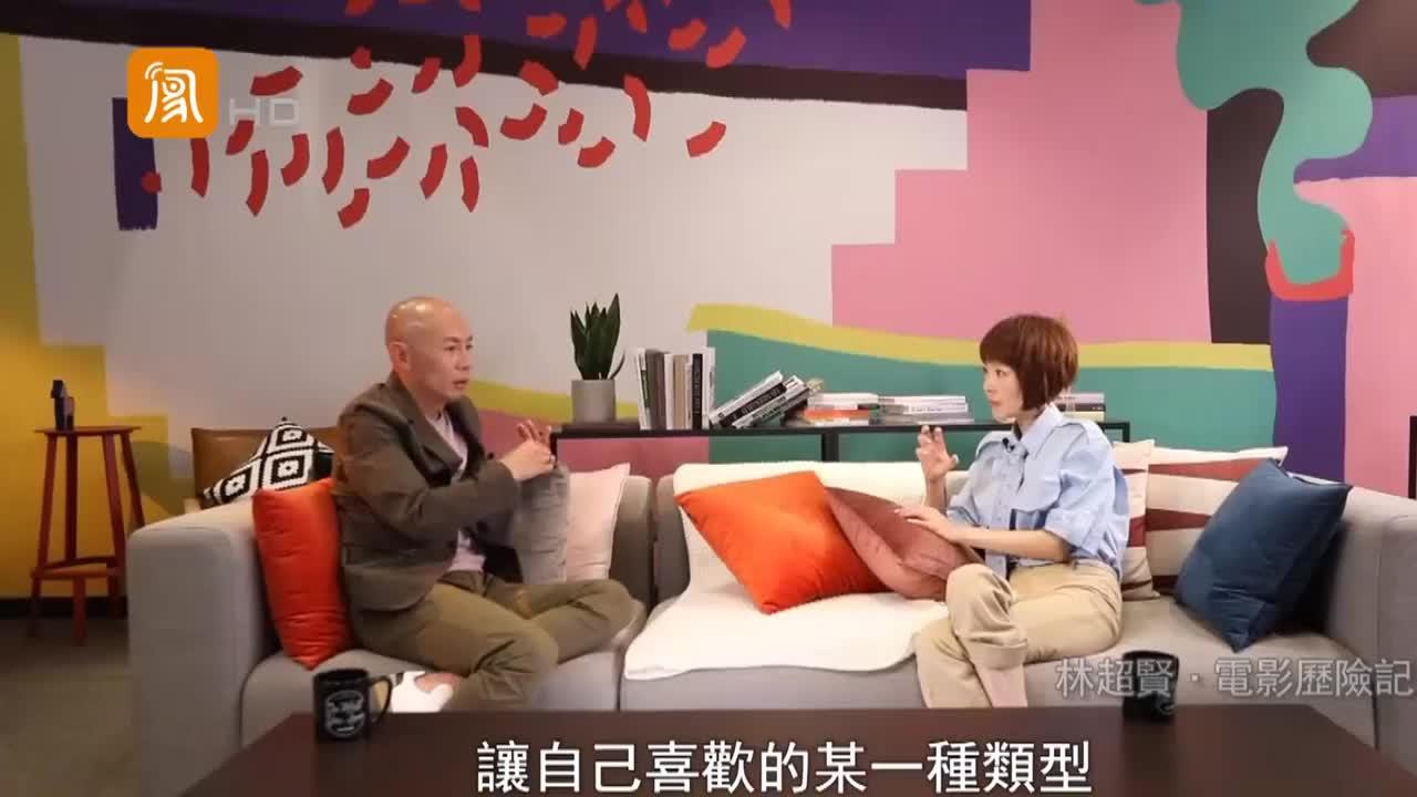 鲁豫专访林超贤一看他手上的东西就知道《红海行动》赚不少