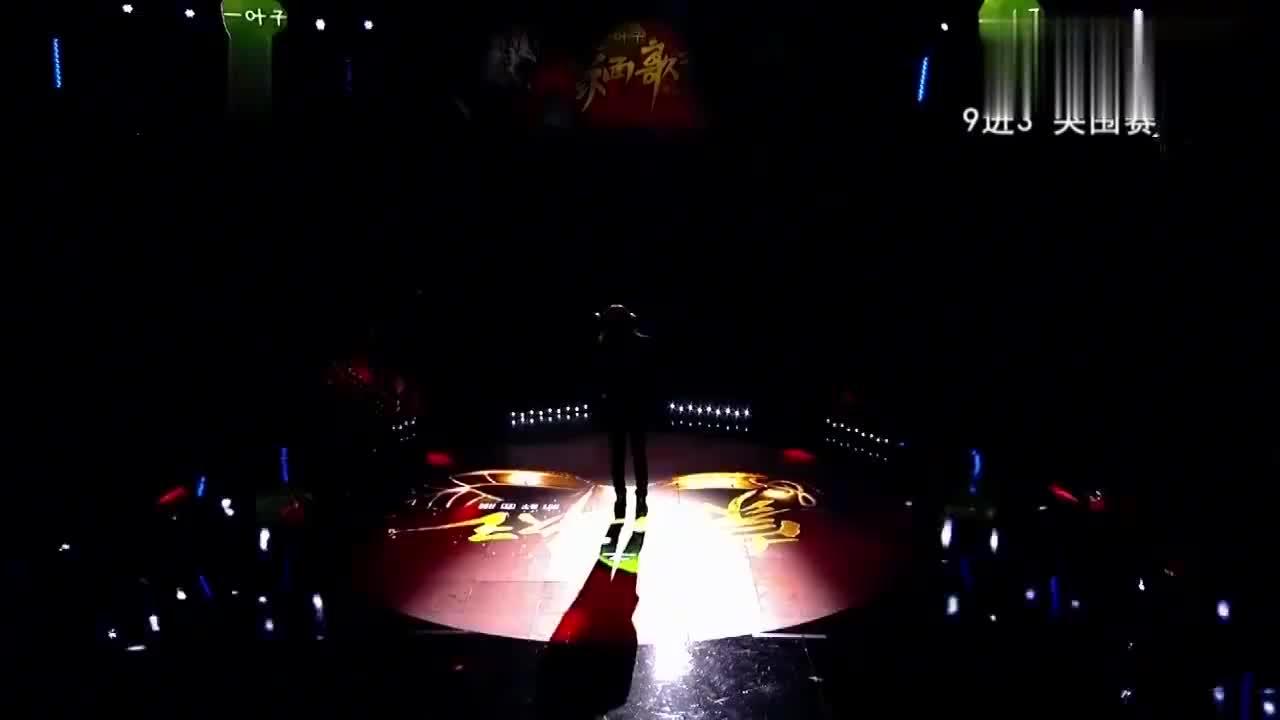 蒙面歌王:一首摇滚征服全场!选手一开嗓,尚雯婕都被惊艳了!