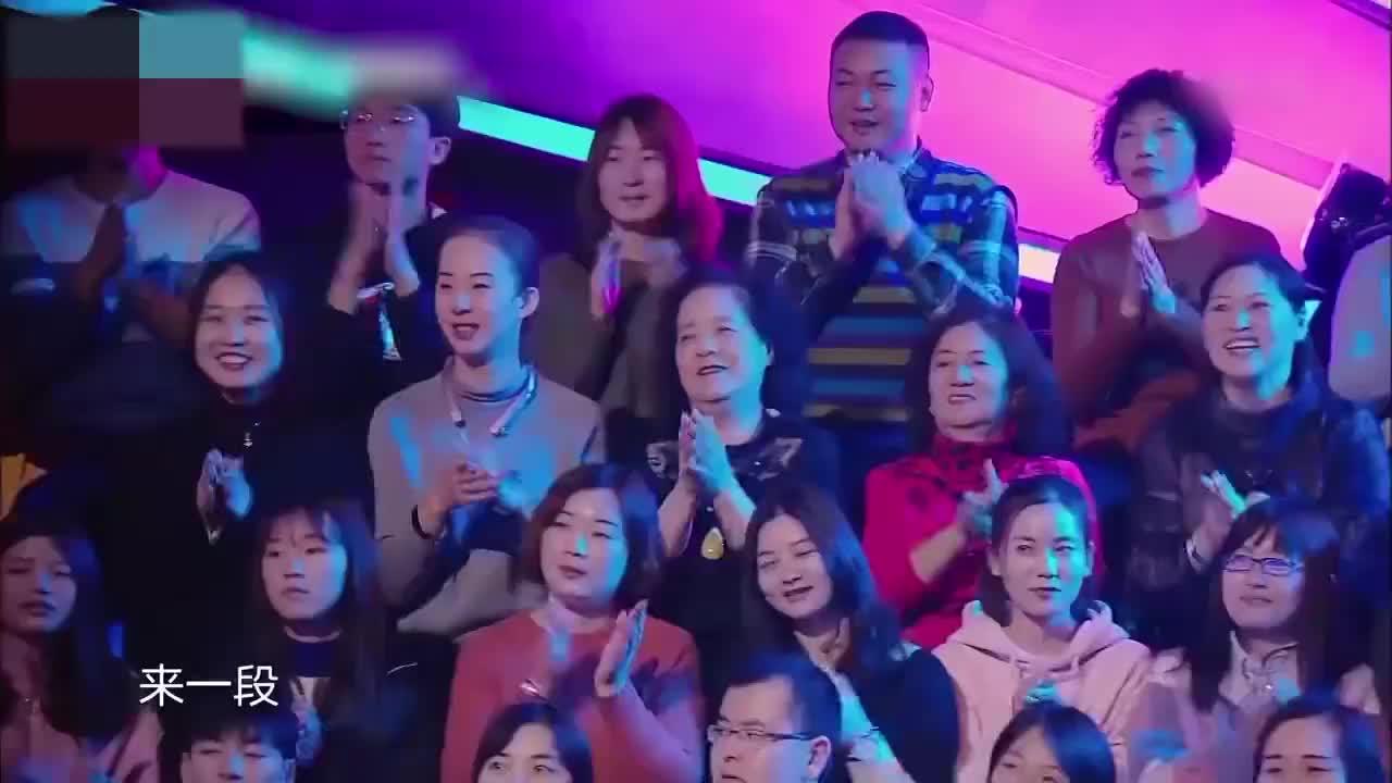 妈妈咪呀:老公激情演绎偶像舞蹈,嗨翻全场