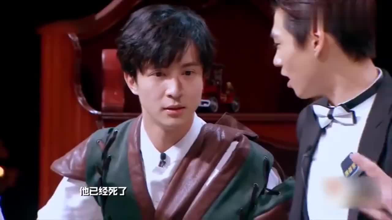 被唱歌耽误的薛之谦简直就是谐星本星,太好笑了吧
