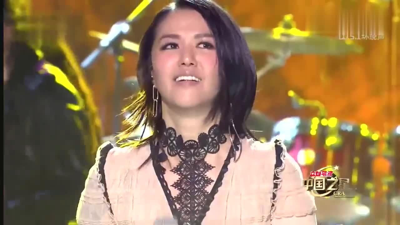 中国之星:崔健现场打包票谭维维没有假唱,刘欢和他抢维维没抢到