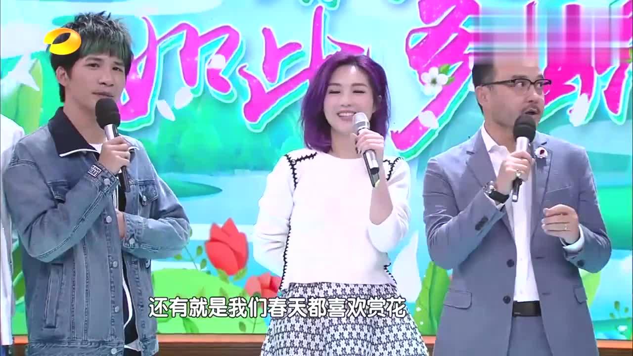 天天:杨千嬅夸赞王一博,说耶啵长得像菊花,大张伟:就因发型?