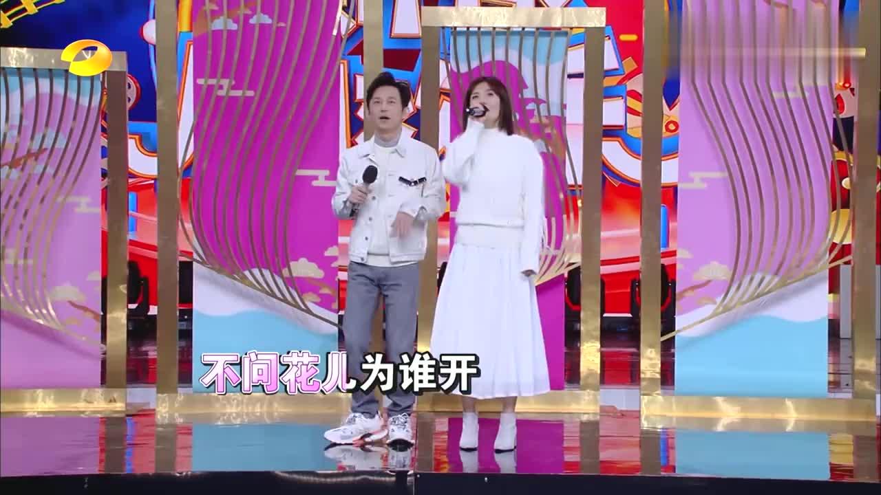 冯绍峰高露被惩罚跳舞,现同手同脚,海涛吐槽:哥你耍大刀呢