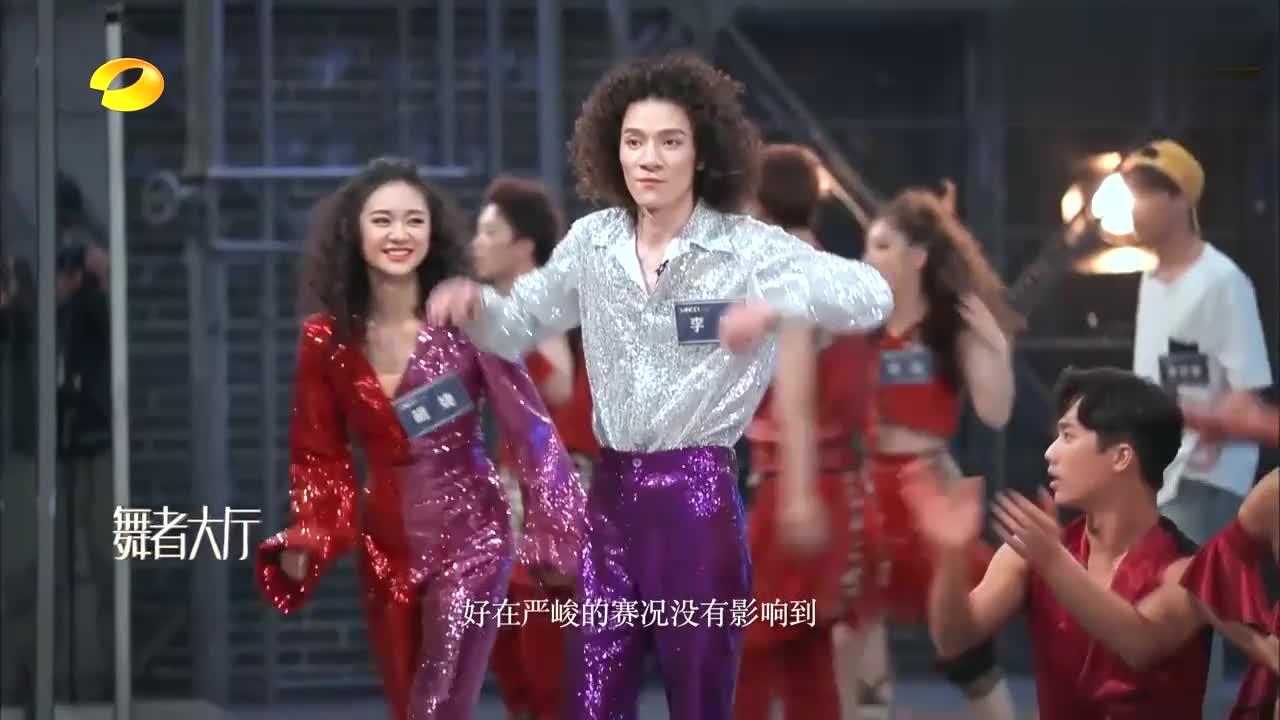 李宇胡婕要挑战DISCO,何炅瞬间两眼放光:这是我最喜欢的舞种!