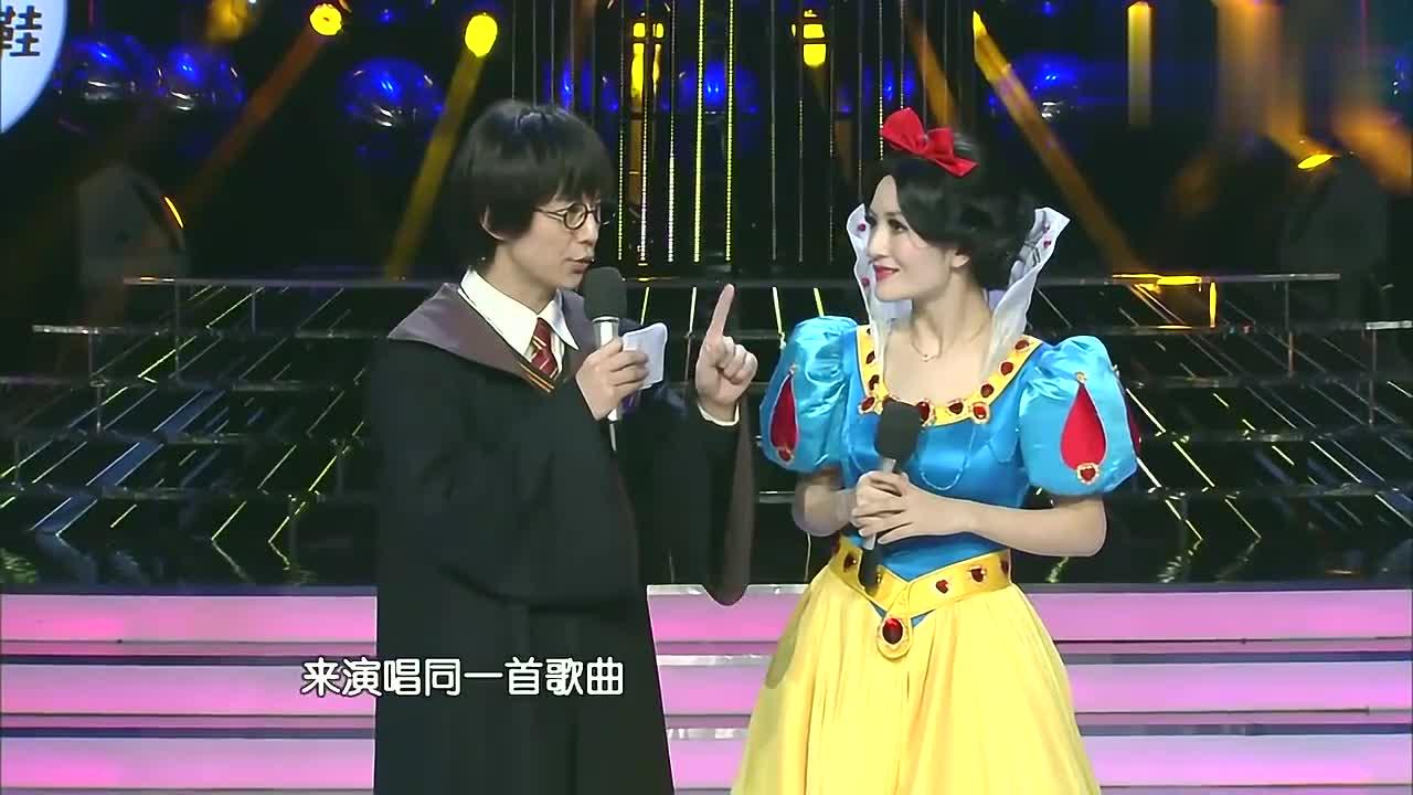 李思捷翻唱《老鼠爱大米》,一个人用六个声音,何炅:太优秀了!