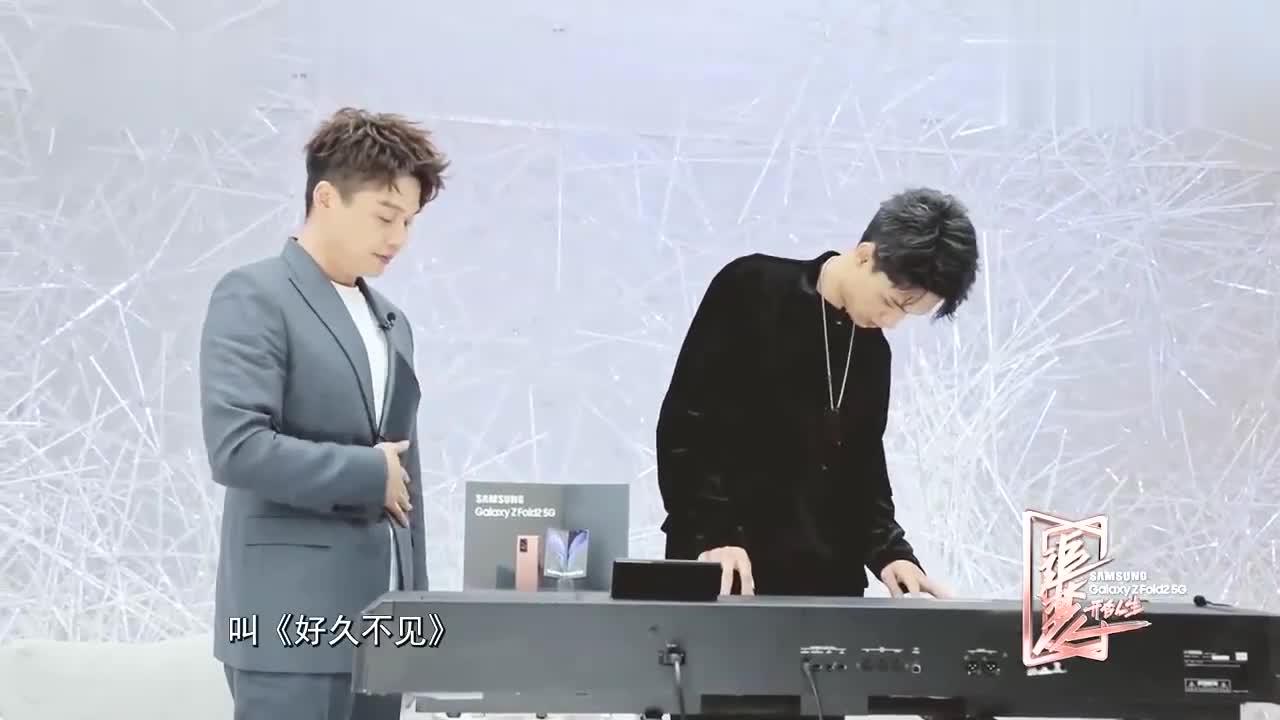 被相声耽误的钢琴家,秦霄贤小西装一穿,弹琴姿态帅的一匹!