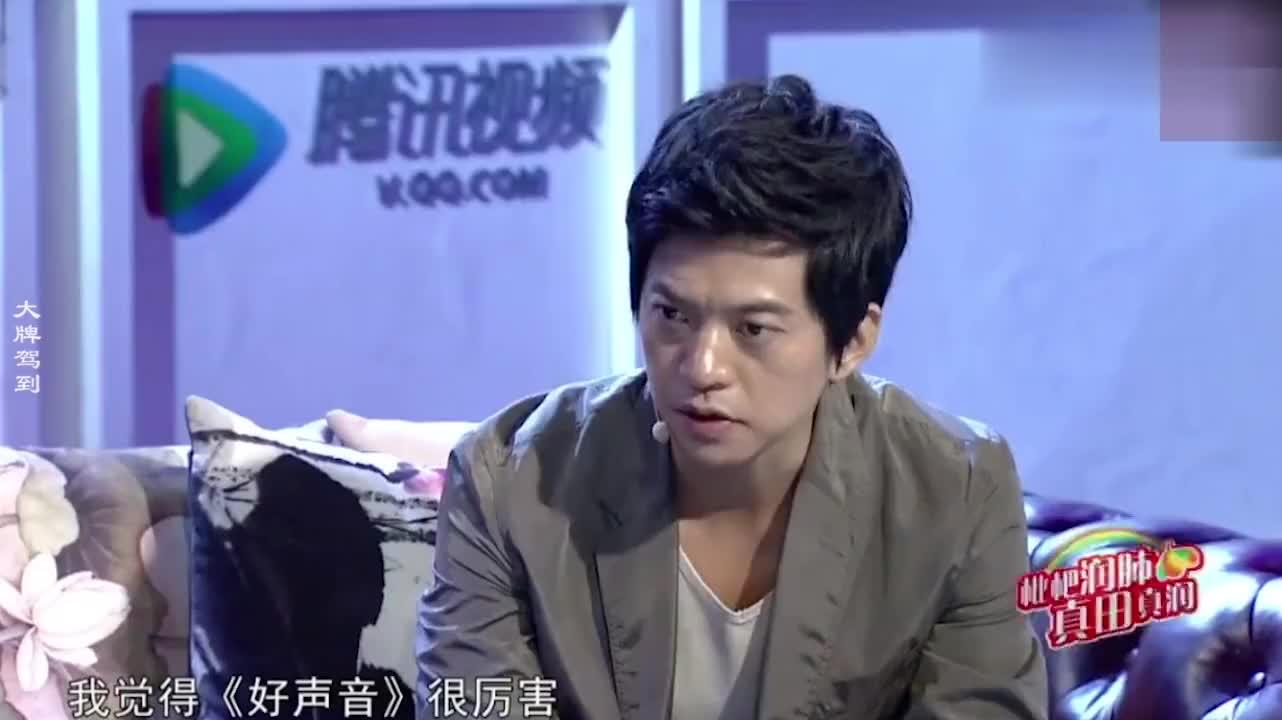 明星评价那英名场面,李健:很真性情,对声音的理解是很准确的!
