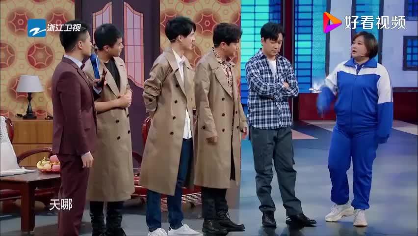 刘昊然回忆拍戏经历,拍《唐探1》穿的风衣现在已经穿不下了!