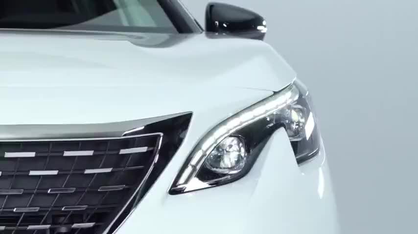 视频:标致 专业底盘调校 如何使用停止功能SUV标致5008