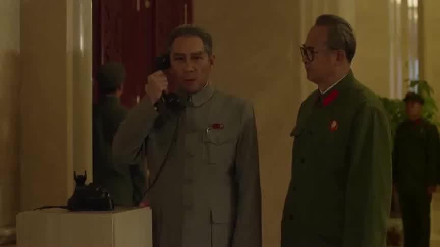 海棠依旧:林帅叛逃,周总理吩咐做好战斗准备