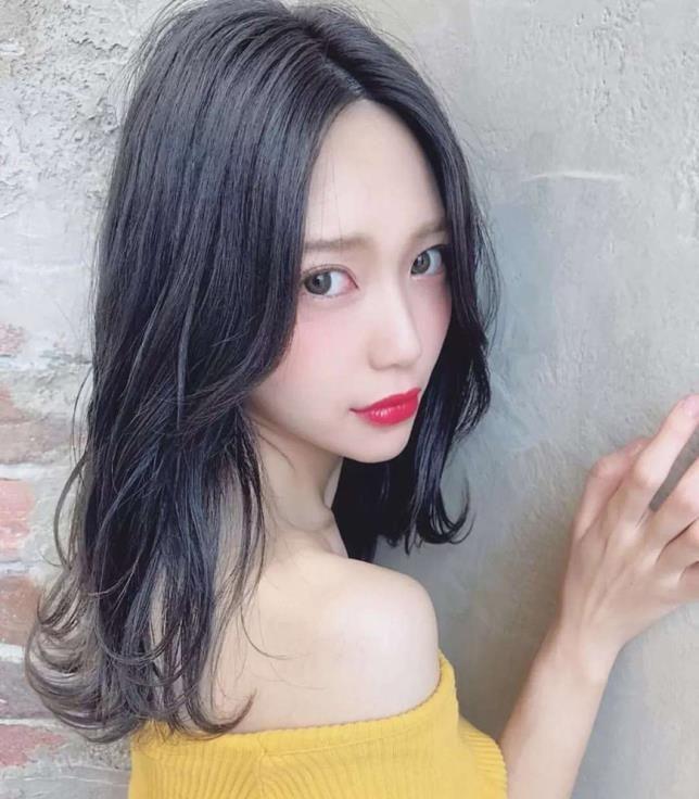 网红小姐姐同款发型,美到无可挑剔
