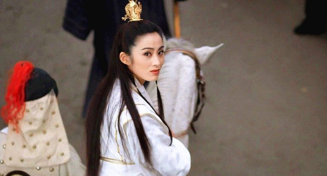 张敏的赵敏,俞飞鸿的杨艳,赵丽颖的花千骨,白鹿的招摇,谁美?
