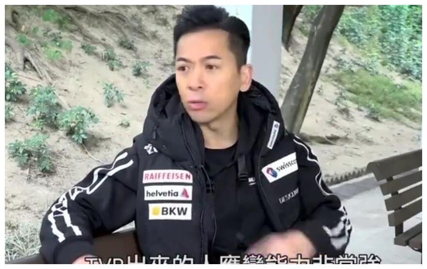 反派专业户郭政鸿:TVB是流水作业 内地工作量少 收入又高