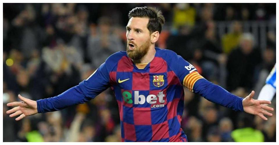 单挑后防线!梅西再现神级操作,巴塞罗那队的欧冠稳了吗
