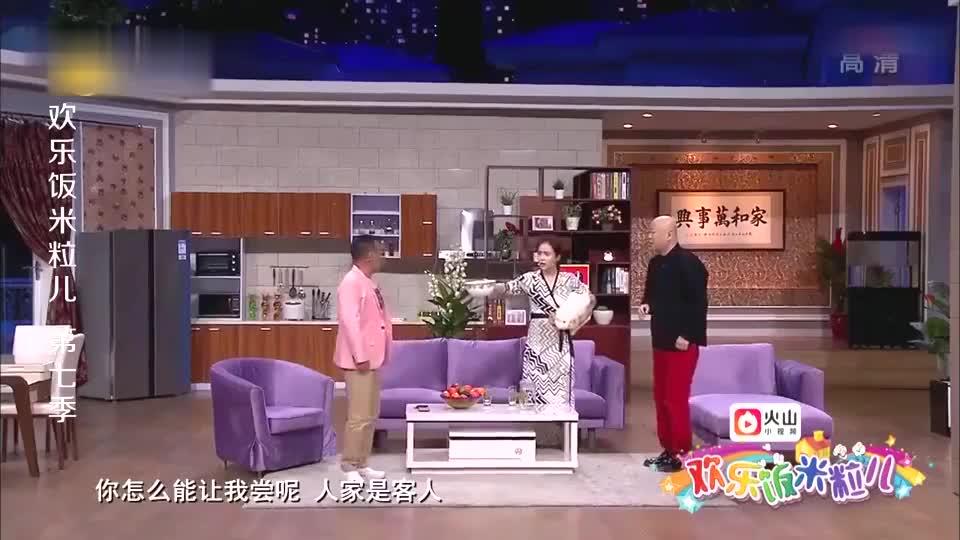 饭米粒第七季:黄杨做饭,郭冬临害怕了,吓得要回家!