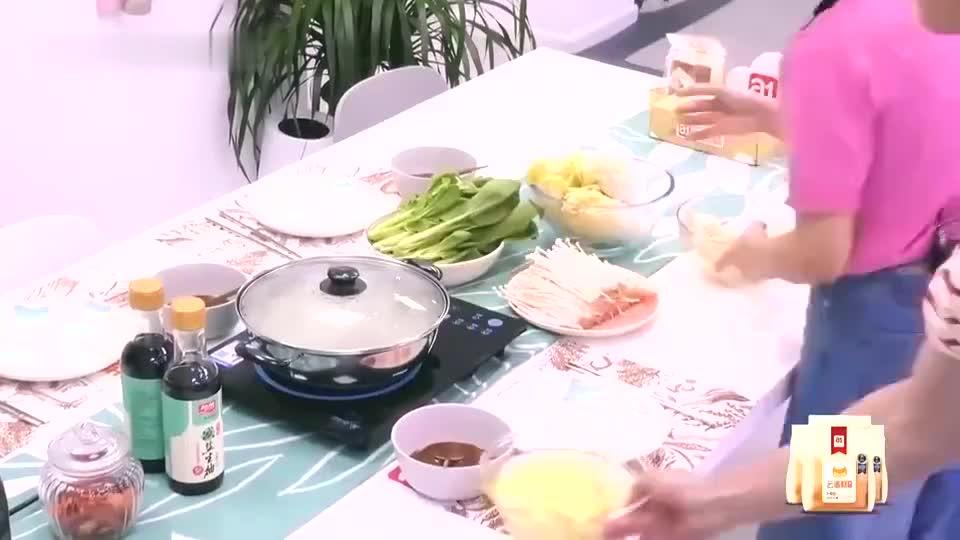 我们恋爱吧第一季:三人的最后晚餐,大家一起吃火锅