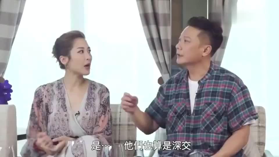 陈敏之聊起和佘诗曼之间女生才有的习惯,吴卓羲、黄宗泽搞笑回应