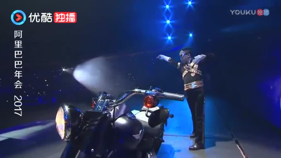53岁的马云跳机械舞,我竟然看出了太极的味道,太厉害了!
