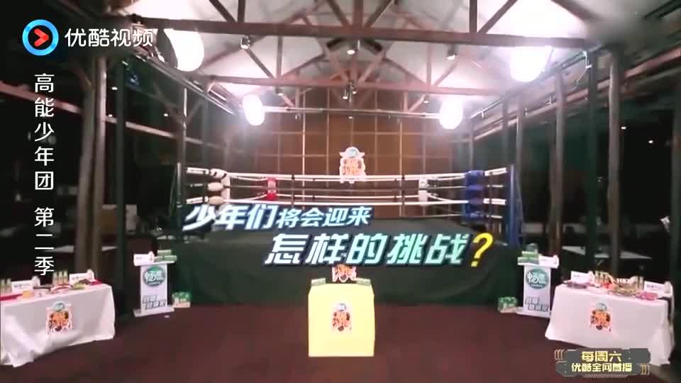 高能少年团:杨紫真是团队里的戏精,连迪玛希都被带跑偏,太逗了