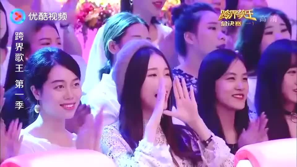 跨界歌王:江珊姚晨携手群星同唱《掌声响起来》,现场一片沸腾!