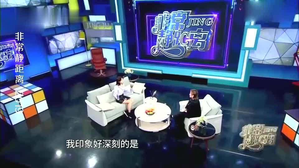 非常静距离:苏青首次拍戏,竟敢找导演加台词,太牛了!