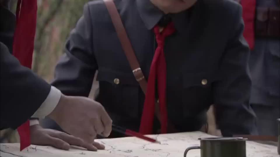 开国元勋:朱德率军南下,一封书信交付老友,我军安全过抚州!