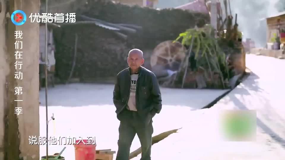 钟汉良用相机记录村民的纯朴,原生态的生活,深深吸引他