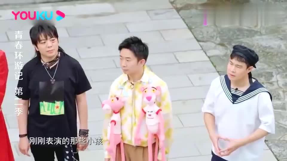 环游记:侗族姑娘飙高音,吓的周深直后退,郎朗却瞬间着了迷!