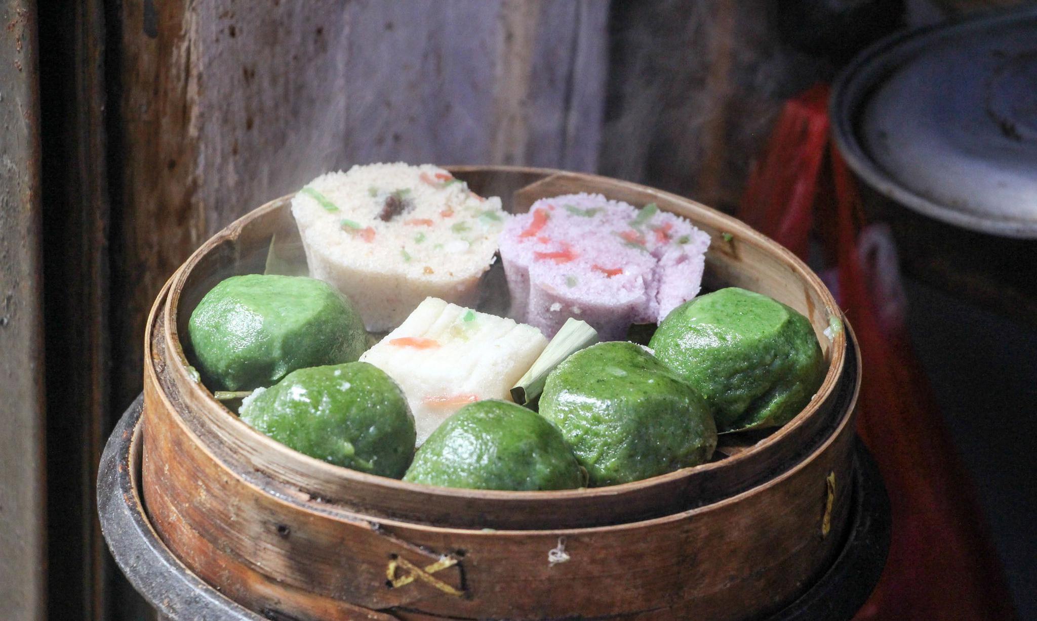 清明食物不止网红青团 青岛潮汕湖州最有个性 全国各地大不同