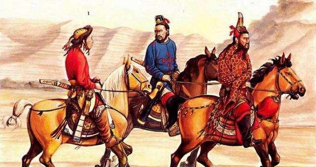 助平安史之乱,在洛阳纵兵洗劫,细数回鹘与唐朝的恩怨情仇